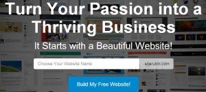 how to build a website for free online
