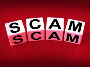 10 ways to spot a scam