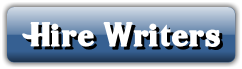 Logo with words Hire Writers.